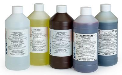 محلول های آزمایشگاهی - فروش محلول های آزمایشگاهی