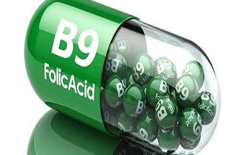 کیت اسید فولیک |روش انجام تست اسید فولیک | رنج طبیعی اسید فولیک
