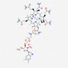 ساختار ویتامین B12