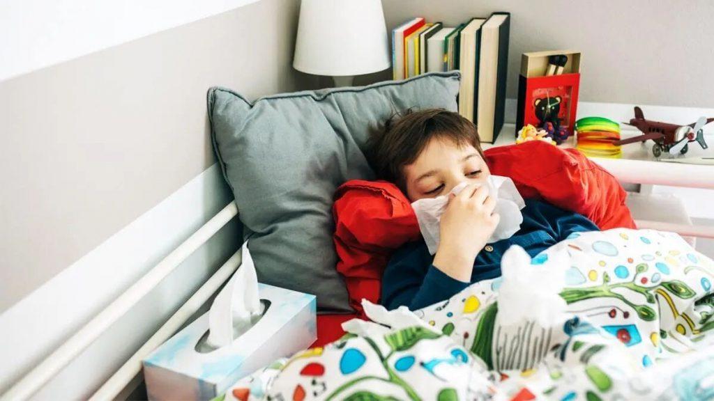 راه های پیشگیری از آنفلوانزا در دانش آموزان