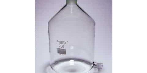 باریل شیشه ای شیردار | فروش باریل شیشه ای شیردار | قیمت باریل شیشه ای شیردار