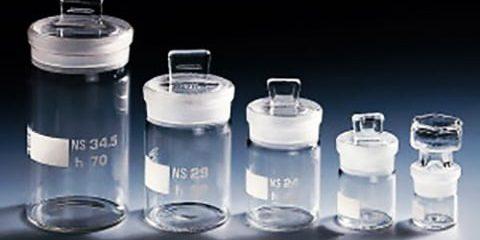 انواع ظرف توزین | ظرف توزین شیشه ای | ظرف توزین آلومینیومی | قیمت ظرف توزین