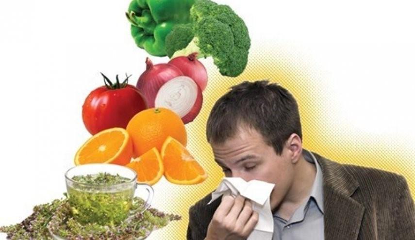 با این موادغذایی به جنگ آنفلوانزا بروید