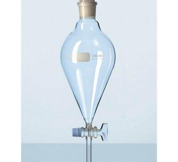 قیف دکانتور شیر شیشه ای   قیف جداکننده   خرید قیف دکانتور شیر شیشه ای   فروش قیف دکانتور شیر شیشه ای   قیمت قیف دکانتور شیر شیشه ای